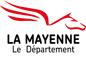 Logo Conseil Départemental de la Mayenne
