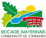 Logo de la Communauté de communes du Bocage Mayennais