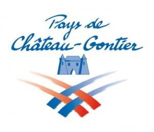 Logo de la Communauté de communes de du Pays de Château-Gontier