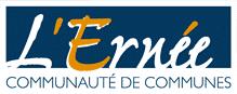 Logo de la Communauté de communes de l'Ernée