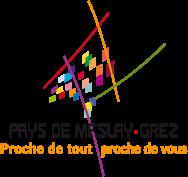 Logo de la Communauté de communes du Pays de Meslay-Grez