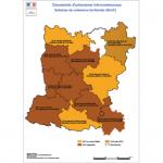 Illustration ODH F1 - Etat d'avancement des SCOT en Mayenne