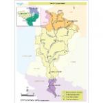 Illustration Situation géographique du bassin de la Mayenne
