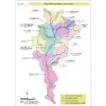 Illustration Réseau hydrographique de la Mayenne