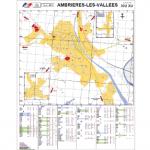 Illustration SDIS - Cartes murales d'agglomérations