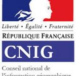 Illustration Conseil national de l'information géographique (CNIG)