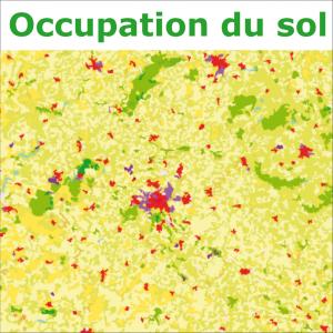 Illustration Groupe Occupation des sols à Grande échelle du CNIG