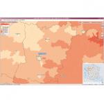 Illustration Cartographie du recensement agricole 2010