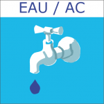 Illustration Gabarit Eau potable ArcGIS