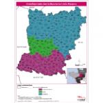 Illustration Arrondissements dans le département de la Mayenne