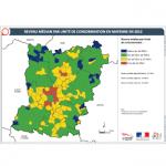 Illustration ODH A3 - Revenu médian par UC en Mayenne en 2016