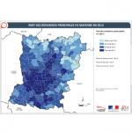 Illustration ODH B1 - Résidences principales en Mayenne en 2016