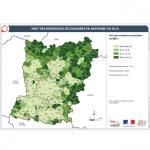 Illustration ODH B1 - Résidences secondaires en Mayenne en 2016