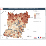 Illustration ODH B2 - Logements vacants en Mayenne en 2016 (Filocom)