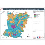 Illustration ODH B3 - Chauffage majoritaire en Mayenne en 2013