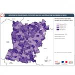 Illustration ODH B5 - Résidences principales occupées par un locataire en 2016 en Mayenne