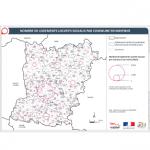 Illustration ODH C1 - Logements locatifs sociaux par commune en Mayenne