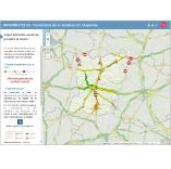 Illustration Mises à jour des données routières du Département