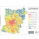Illustration ODH D4 - Marché immobilier en Mayenne entre 2013 et 2017